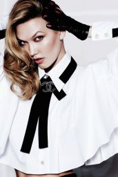 Karlie Kloss – Vogue Magazine Mexico December 2015 Pics