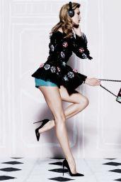 Karlie Kloss – Vogue Magazine Mexico December 2015 Pics