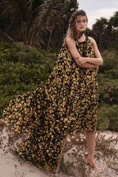 Karmen Pedaru Bikini Pics - Photoshoot for The Edit December 2015