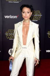 Karrueche Tran – Star Wars: The Force Awakens Premiere in Hollywood