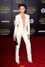Karrueche Tran – Star Wars: The Force Awakens Premiere in Hollywood