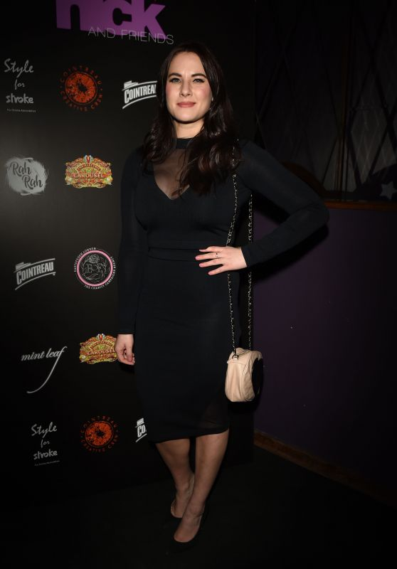 Kat Shoob - A Night With Nick Held at Rahrah Room, Piccadilly in London