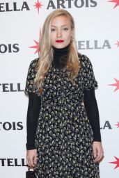 Kate Foley - Stella Artois and John Legend: Under The Stars Exhibit Launch at Skylight at Moynihan Station in New York