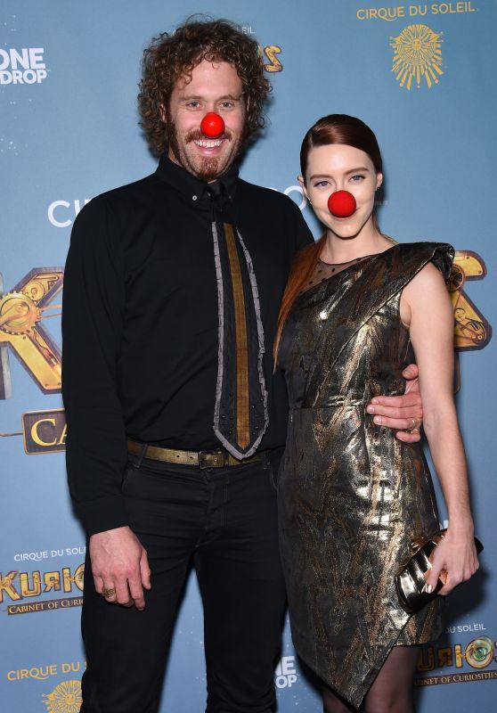 Kate Gorney - Cirque du Soleil