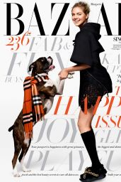 Kate Upton – Harper's Bazaar Magazine Singapore Magazine January 2016