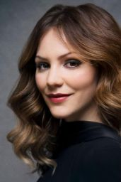 Katharine McPhee - All-Star Grammy Concert Portrait Session - December 2015