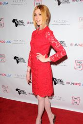 Katherine McNamara - 2015 Inaugural World AIDS Day Benefit in Los Angeles