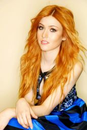 Katherine McNamara - Photoshoot in Los Angeles, December 2015