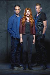 Katherine McNamara - Shadowhunters Cast  Season 1 Promo Images