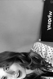 Katherine McNamara – Social Media Pics December 2015
