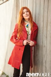 Katherine McNamara - Teen Vogue Magazine November 2015 Issue