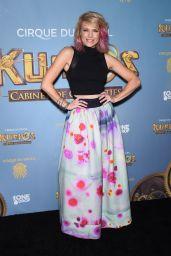 Kathleen Rose Perkins – Cirque du Soleil's 'Kurios – Cabinet of Curiosities' Opening Night in Los Angeles 12/9/2015