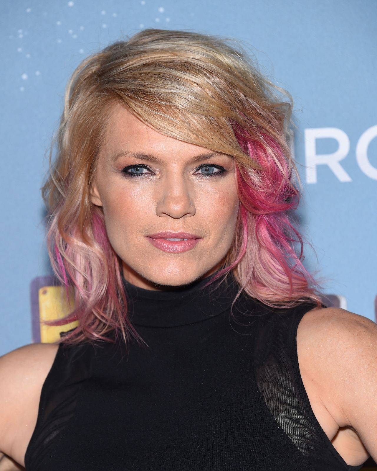 Photo of Kathleen Rose Perkins and her 2017 classic make up style, products & tips