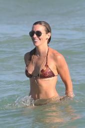 Katie Cassidy Bikini Candids - at the beach, Miami 12/28/2015