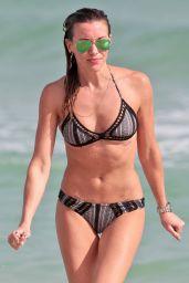 Katie Cassidy Bikini Photos - Beach in Miami 12/23/2015