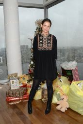 Katie Holmes - One Warm Coat at the Glad to Give Event in NYC, December 2015
