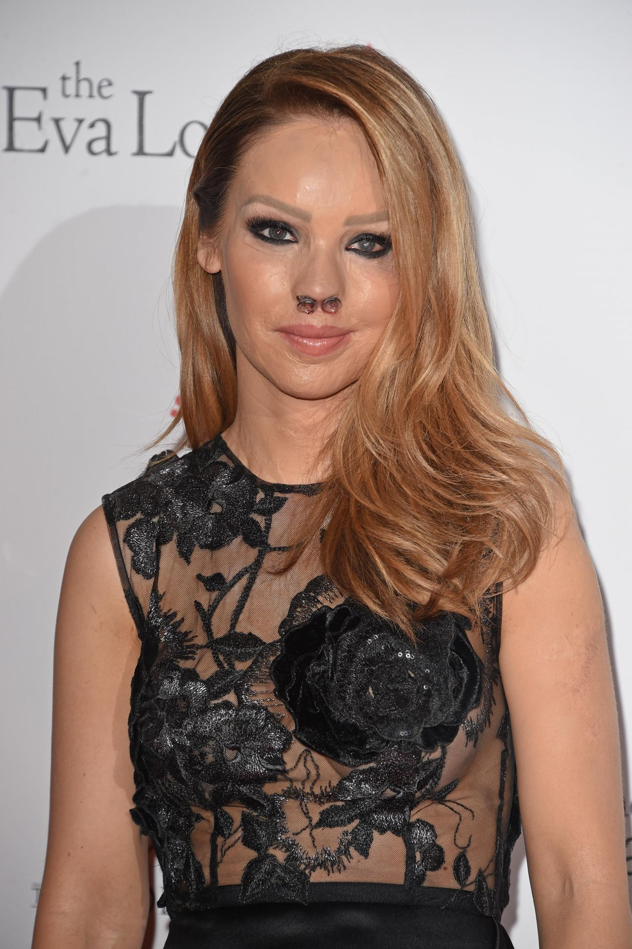 Katie Piper 2015 Global Gift Gala At The Four Seasons