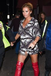 Katie Price at The Nightingale Club in Birmingham, 12/6/2015