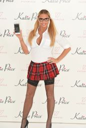 Katie Price - Official Photocall & App Launch at West Central Studio in London