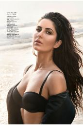 Katrina Kaif - GQ Magazine (India) December 2015 Issue