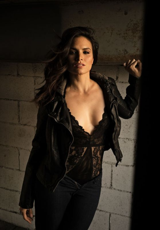 Katrina Law - Photoshoot for Maxim Magazine December 2015