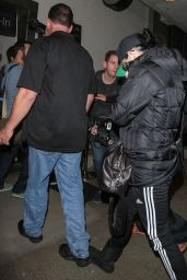 Katy Perry at Los Angeles International Airport, 12/9/2015