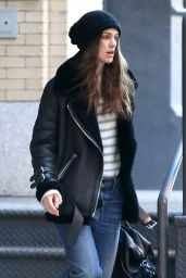 Keira Knightley - Out in NYC, December 2015