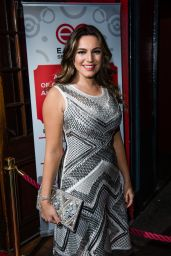 Kelly Brook – Eastern Seasons' Gala Dinner in London, November 2015