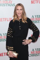 Kelly Lynch – Netflix Original Holiday Special 'A Very Murray Christmas' Screening in NYC