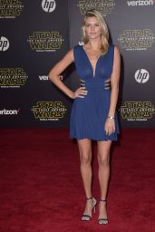 Kelly Rohrbach – Star Wars: The Force Awakens Premiere in Hollywood
