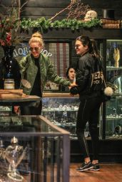 Kendall Jenner & Gigi Hadid - Out in Los Angeles - 12/22/2015