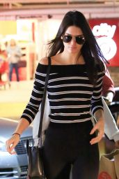 Kendall Jenner - Shopping at Target in Los Angeles, 12/11/2015