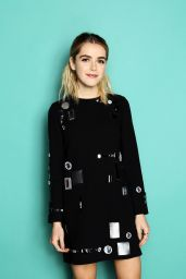 Kiernan Shipka - Photoshoot for iHeartRadio Jingle Ball 2015