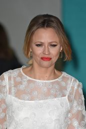 Kimberley Walsh - Outside The London Studios, 12/9/2015