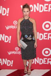 Kristen Bell - Target Wonderland in New York, 12-7-2015