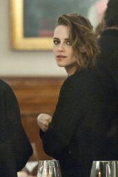Kristen Stewart - Chanel Dinner in Rome, 11/30/2015