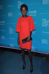 Kuoth Wiel - 2015 UNICEF Snowflake Ball in New York City