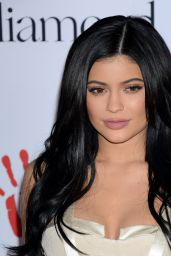 Kylie Jenner – 2015 Diamond Ball in Santa Monica, 12/10/2015