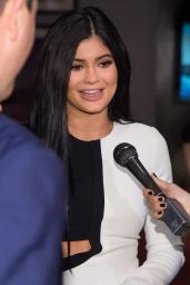 Kylie Jenner - Announced as Brand Ambassador for Nip + Fab at W Hollywood - 12/15/2015