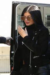 Kylie Jenner - Out in Los Angeles, CA 12/16/2015
