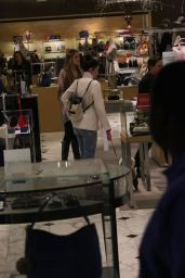 Kylie Jenner - Shopping at Saks in Beverly Hills 12/11/2015