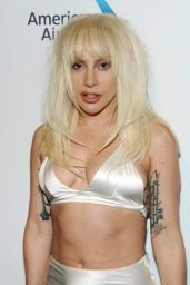 Lady Gaga - 2015 Billboard Women in Music Event in New York City