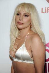 Lady Gaga - 2015 Billboard Women in Music Event in New York City