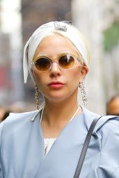 Lady Gaga - Christmas Shopping in New York City 12/24/2015