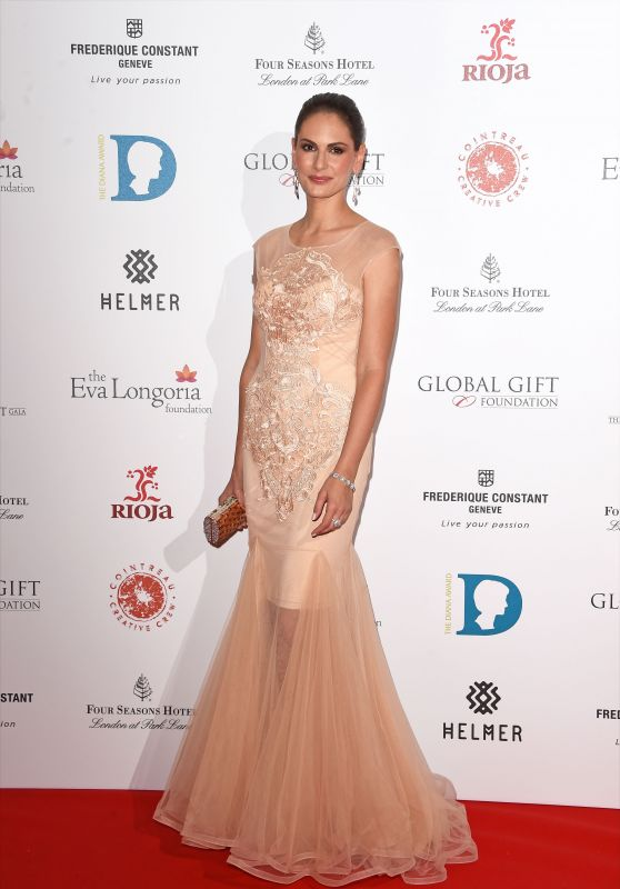 Laetitia Bleger – 2015 Global Gift Gala at the Four Seasons Hotel London at Park Lane