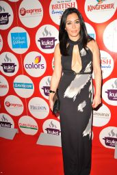 Laila Rouass - 2015 British Curry Awards at the Battersea Evolution in London