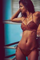 Lais Ribeiro Bikini Pics - Victoria