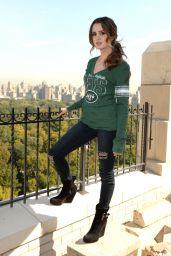 Laura Marano Photoshoot - NYC, October 2015