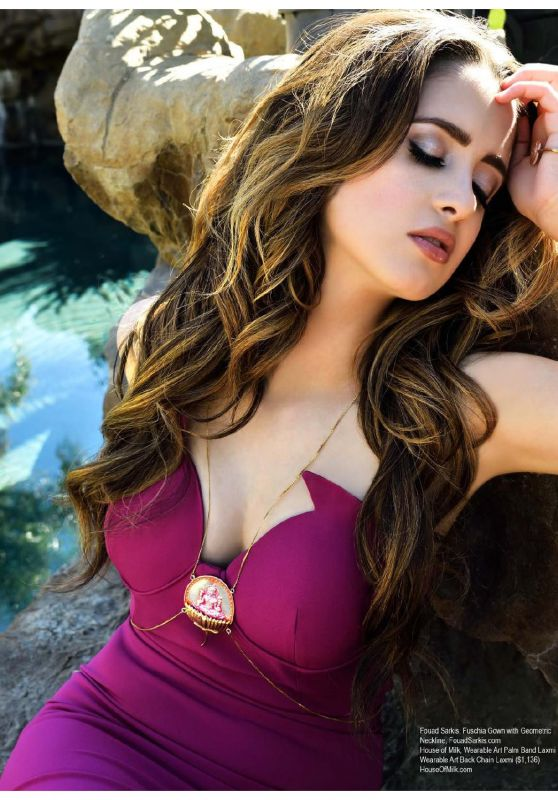 Laura Marano - Regard Magazine December 2015 Issue