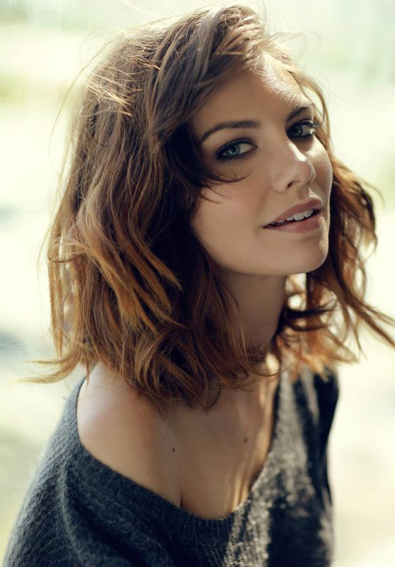 Lauren Cohan Photo Shoot - February 2015